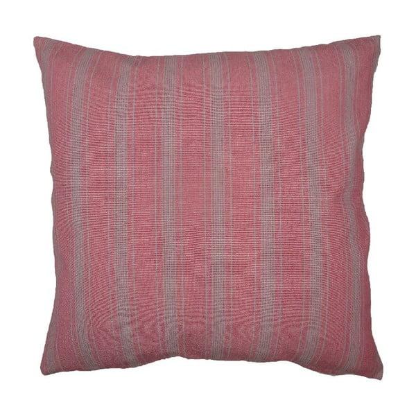 Polštář Linen Pink, 45x45 cm