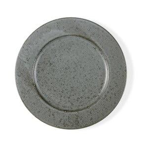 Farfurie adâncă din ceramică Bitz Mensa, diametru 27 cm, gri