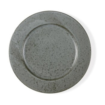 Farfurie adâncă din ceramică Bitz Mensa, diametru 27 cm, gri de la Bitz