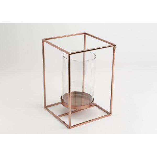 Svícen Copper Jar