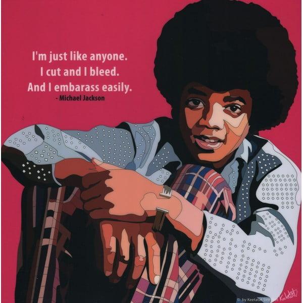 Obraz Michael Jackson - Young