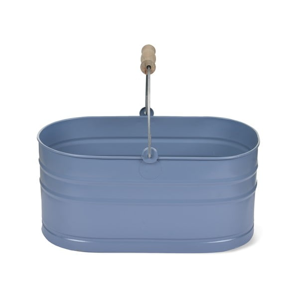 Košík na mycí prostředky Utility, modrý
