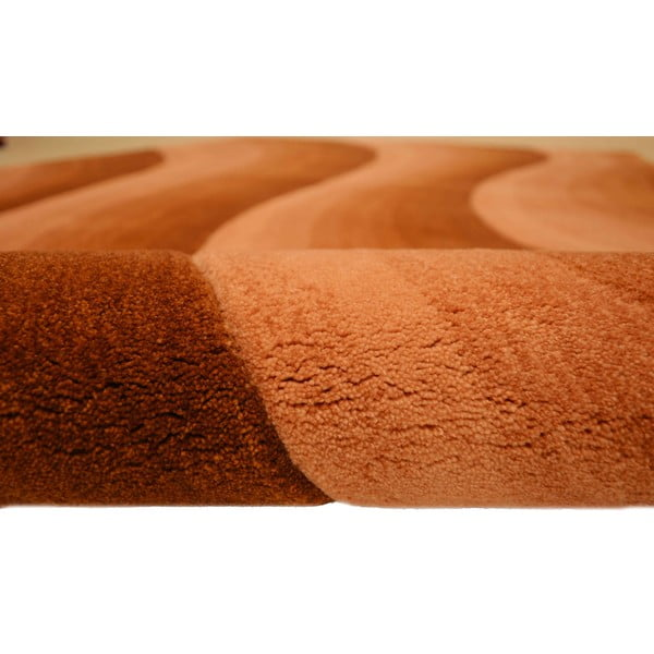 Koberec Casablanca 170x240 cm, hnědé odstíny
