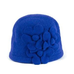 Čepice Flowers Blue