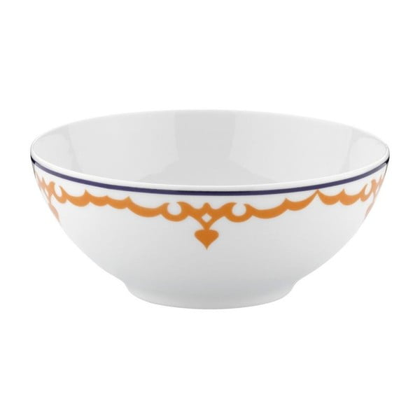 24dílná sada porcelánového nádobí Kutahya Vullo