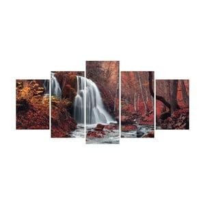 Vícedílný obraz La Maison Des Couleurs ForestWatefall