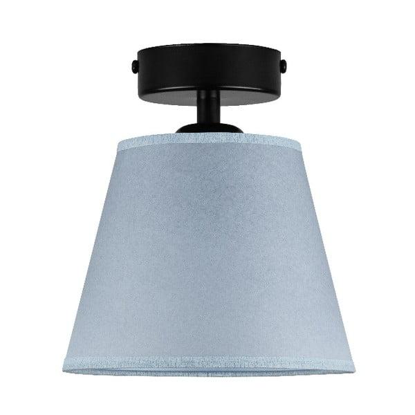 IRO Parchment világoskék mennyezeti lámpa, ⌀ 16 cm - Sotto Luce