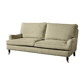 Canapea cu 3 locuri Max Winzer Passion sable