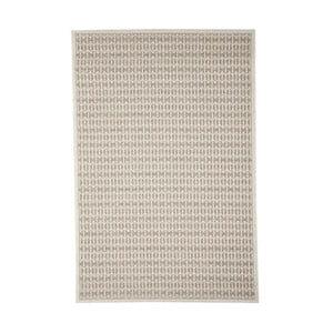 Béžový vysoce odolný koberec Webtappeti Stuoia,160x230cm