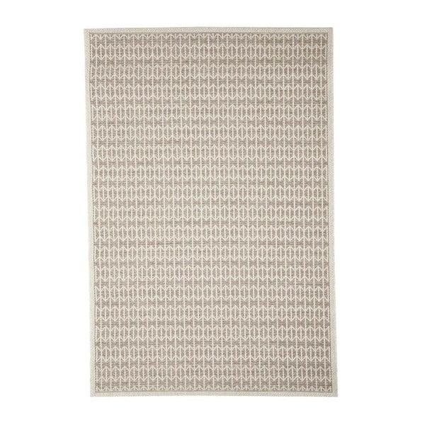 Béžový vysoce odolný koberec Webtappeti Stuoia, 200x290cm