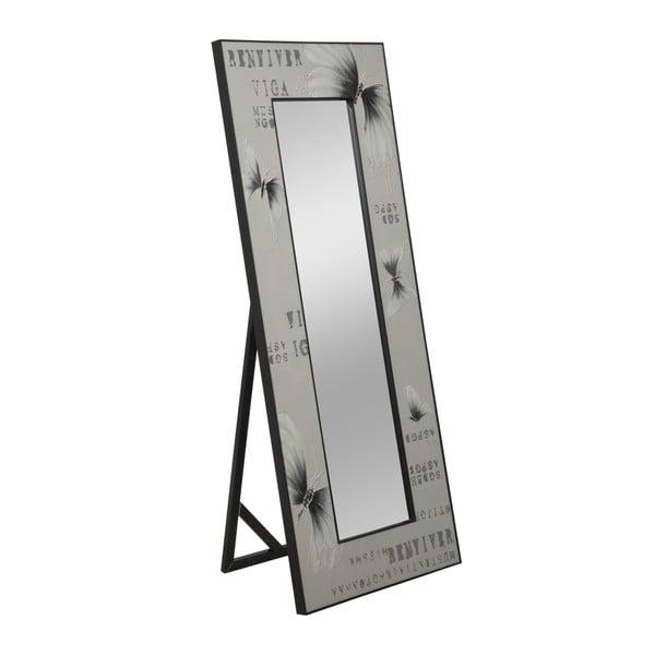 Voľne stojacie zrkadlo s dekoratívnym rámom Mauro Ferretti Muro Flys, 60 × 150 cm
