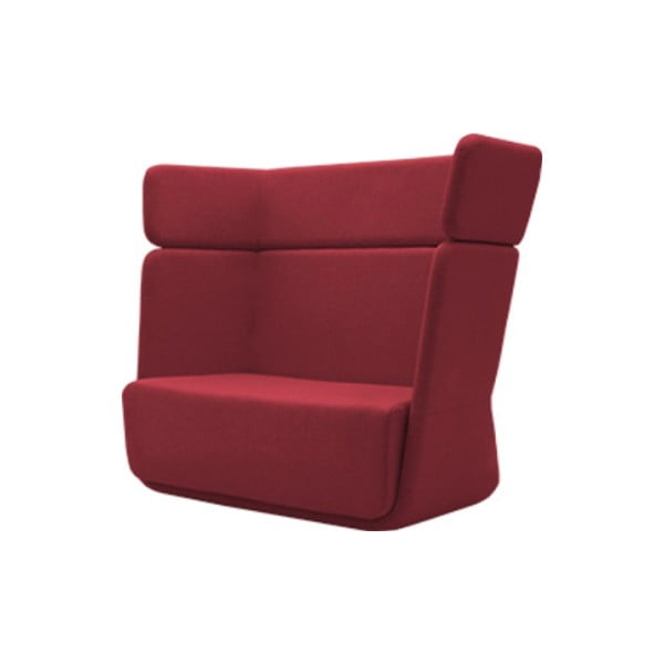 Basket Vision Red sötétpiros fotel - Softline