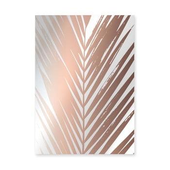 Oglindă de perete Surdic Espejo Decorado Mauritia Copper, 50 x 70 cm poza
