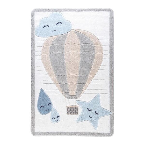 Covor pentru copii Confetti Cloudy, 100 x 150 cm