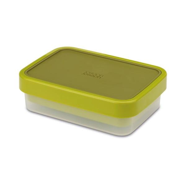 Zelená multifunkční krabička na oběd Joseph Joseph GoEat