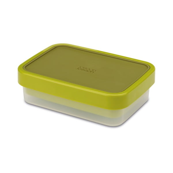 GoEat zöld multifunkciós ételhordó doboz - Joseph Joseph