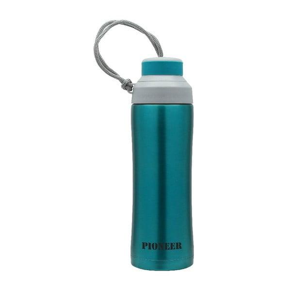 Modrá sportovní lahev Pioneer, 450 ml