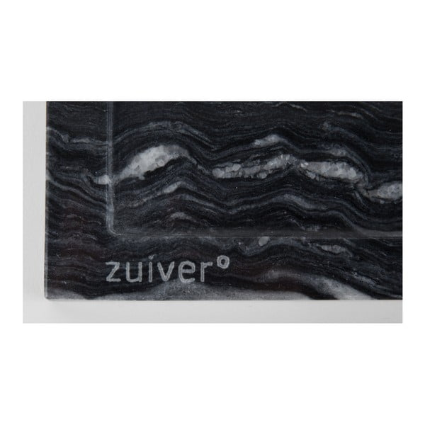 Šedý mramorový podnos Zuiver Tray