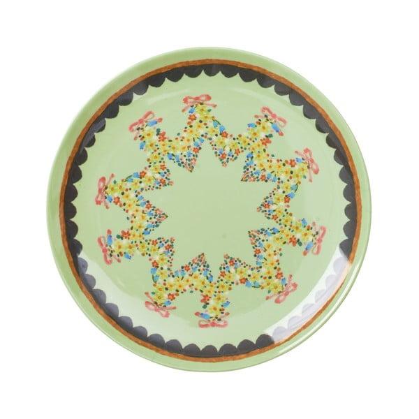 Dezertní talíř Flower Print