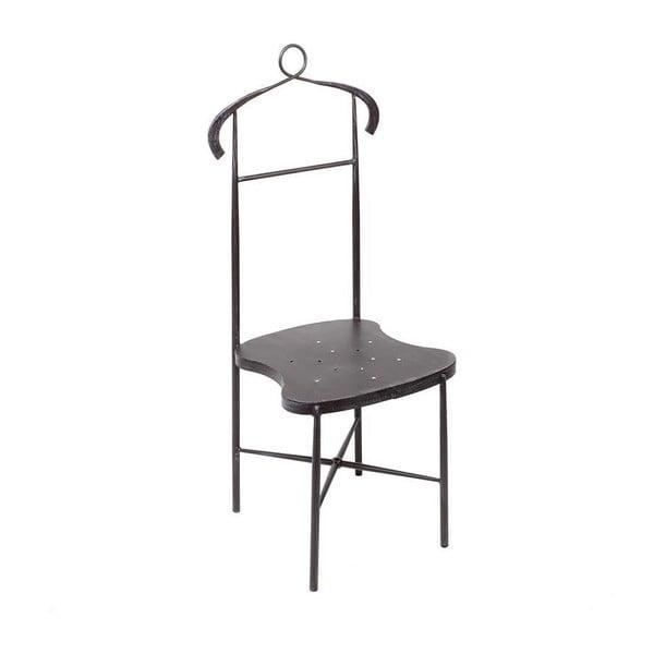 Židle Hanger Brown, 44x33x112 cm