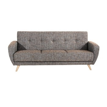 Canapea cu 3 locuri Max Winzer Jerry, nisipiu