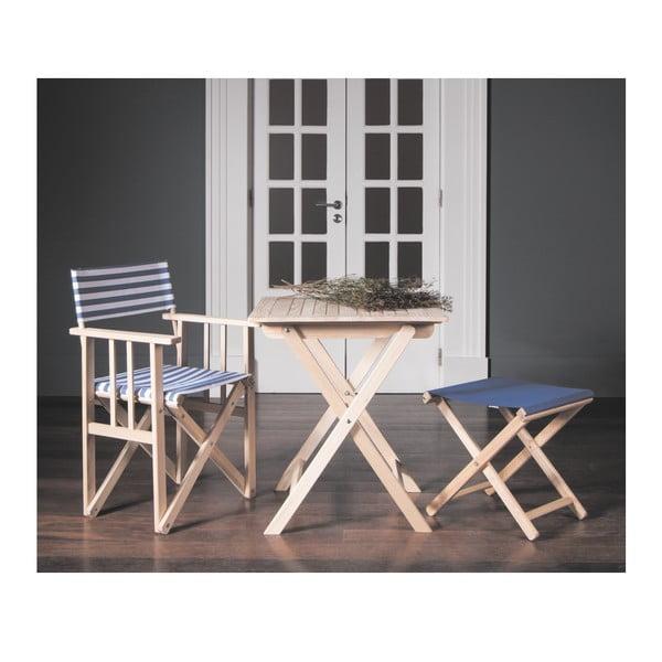 Skládací stůl Wood Table, 34x43 cm