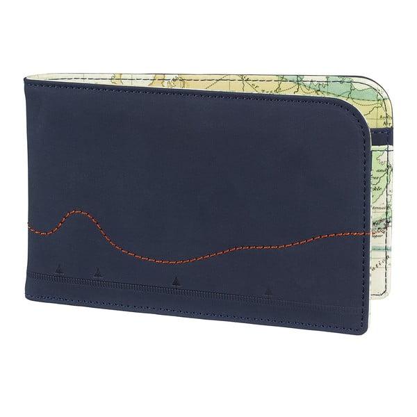 Cestovní peněženka Cartography On the Road