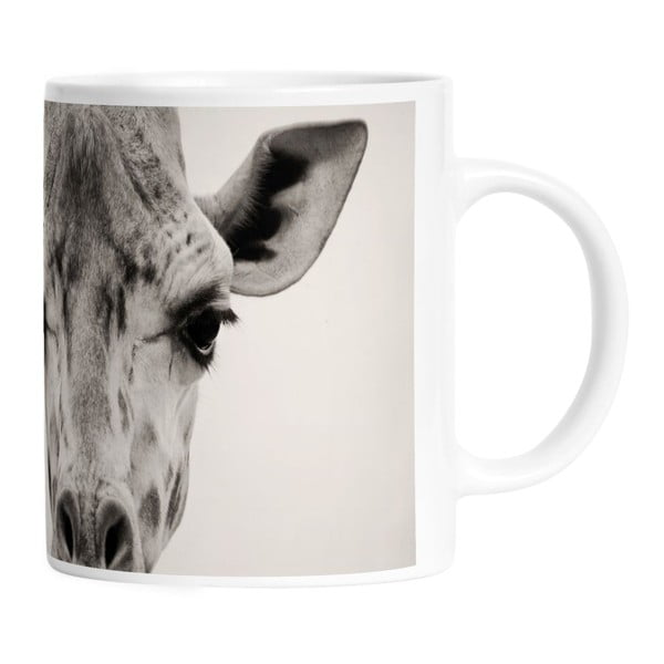 Keramický hrnek Giraffe Gifi, 330 ml