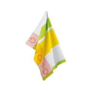 Utěrka Madlene, žluto-zelená