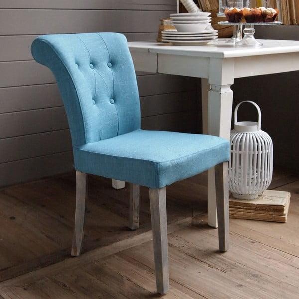 Židle Orchidea Blue