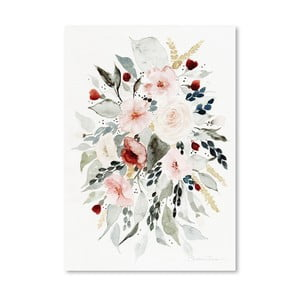 Poster Americanflat Loose Bouquet by Shealeen Louise, 30 x 42 cm