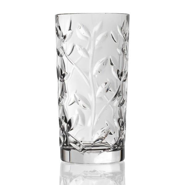 Sada 6 sklenic RCR Cristalleria Italiana Abelie, 360 ml