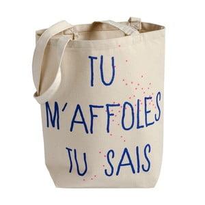 Plátěná taška Affoles