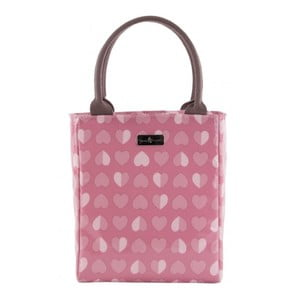 Svačinová termotaška Beau&Elliot Pink Confetti