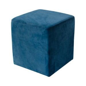 Modrý puf Square