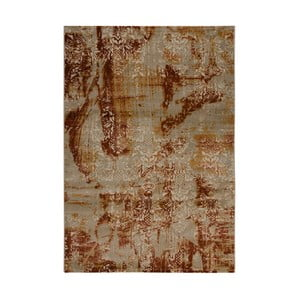 Koberec Galata 39023A Beige/Brick, 120x170 cm