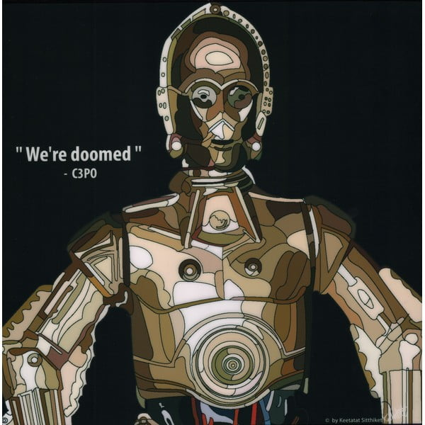 Obraz C3PO