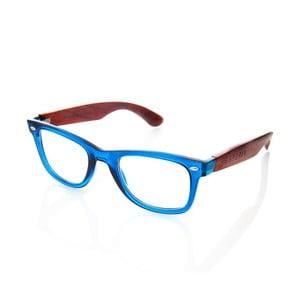 Dřevěné optické brýle Eyewear One Blue