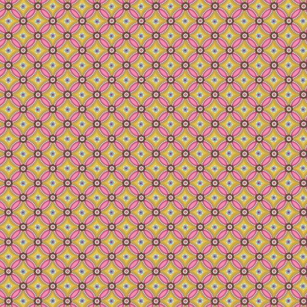 Tapeta Pip Studio Geometric, 0,52x10 m, žlutá