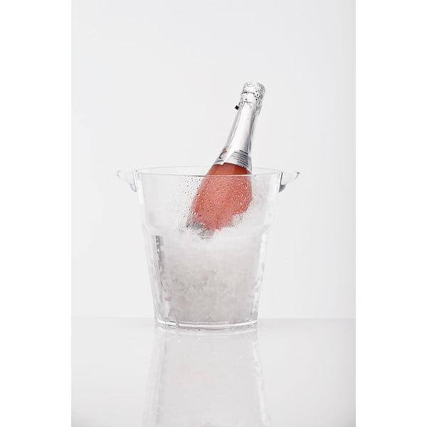 Transparentní nádoba na chlazení vína Tomasucci Britney