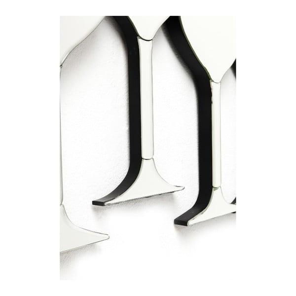 Nástěnné zrcadlo Kare Design Winery, 100x50cm