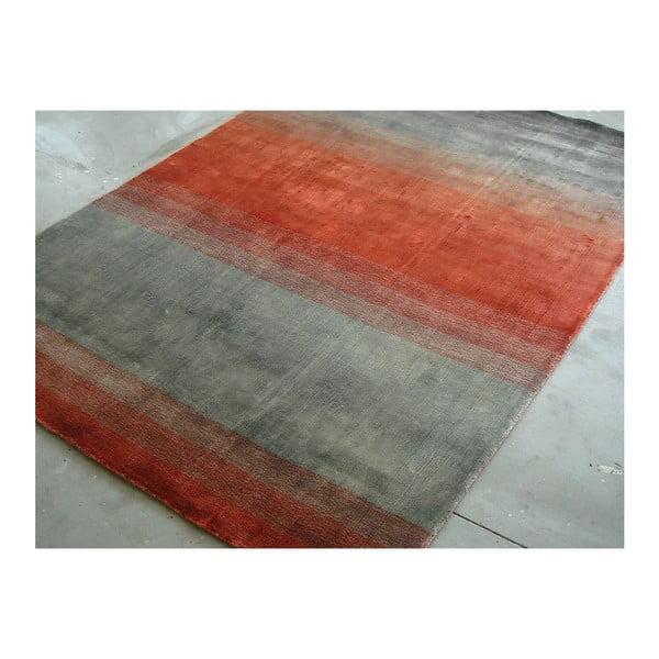 Červený koberec Linie Design Grace, 200x300cm