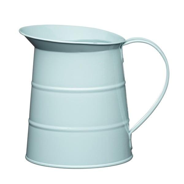 Modrý džbán na vodu Kitchen Craft Living Nostalgia, 1,1 l