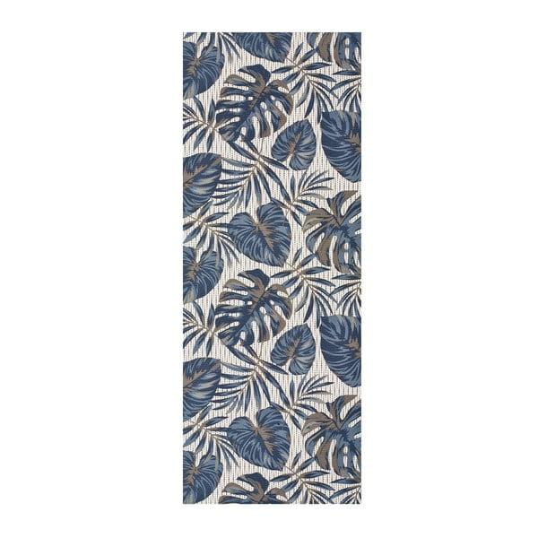 Molly Felci Blue kék szőnyeg, 55 x 100 cm - Universal