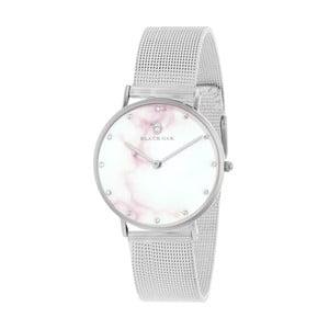 Stříbrné dámské hodinky Black Oak Marble