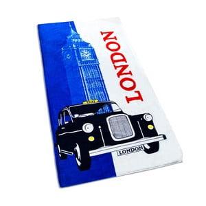 Ručník London Taxi, 75x150 cm