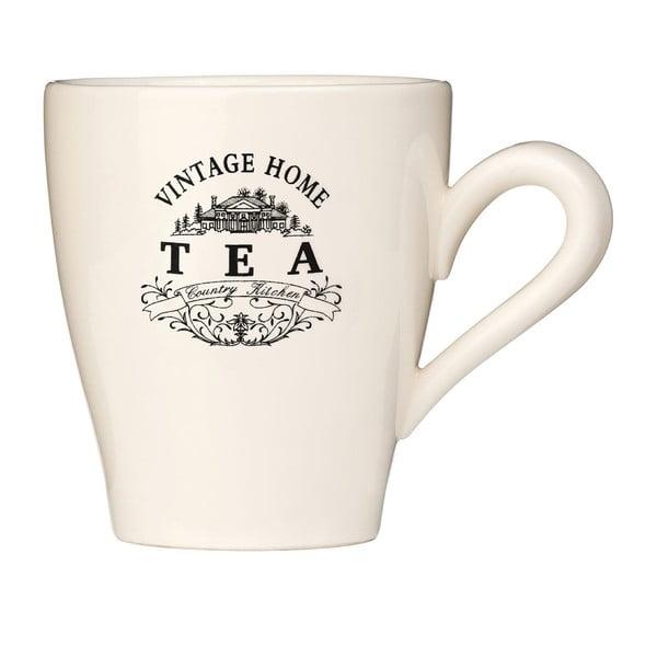 Keramický hrnček na čaj Premier Housewares Vintage Home