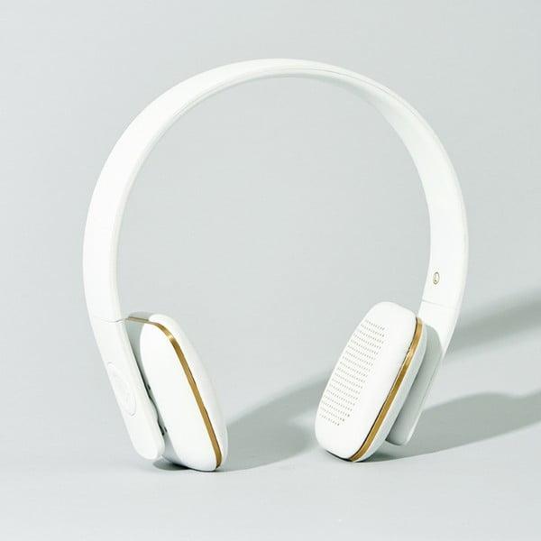 Bezdrátová sluchátka aHead White