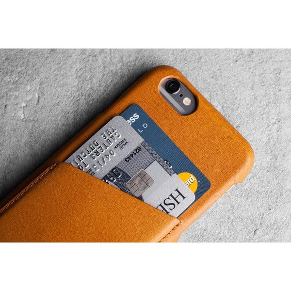 Peněženkový obal Mujjo Case na telefon iPhone 6 Tan