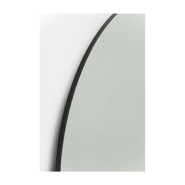 Nástěnné zrcadlo s LED světly Kare Design Infinity Colore, Ø80cm